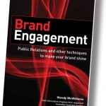 Brand Engagement book by Wendy McWilliams