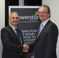 Sam Czyczelis from Powerstar and John Fick from the Smart Power Alliance