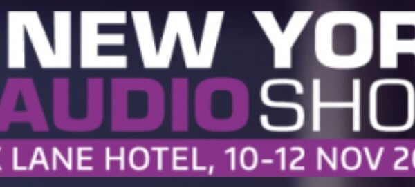 the New York Audio Show 2017 by The Chester Group