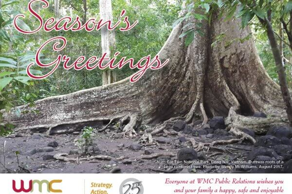 WMC PR season's greetings
