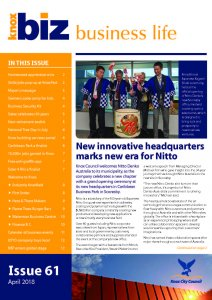 Knox Business Life, Issue 61, April 2018