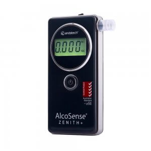 Andatech Zenith+ portable breathalyser