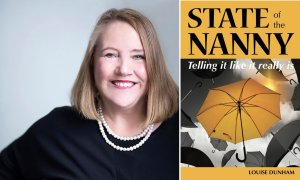 Louise Dunham author State of the Nanny