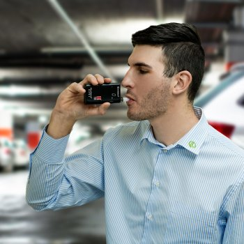 Andatech's AlcoSense Elite 3 new personal breathalyser