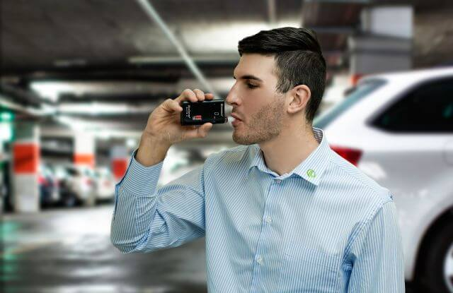 Andatech AlcoSense Elite 3 breathalyser