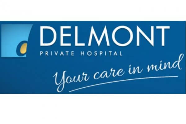 Delmont Private Hospital logo