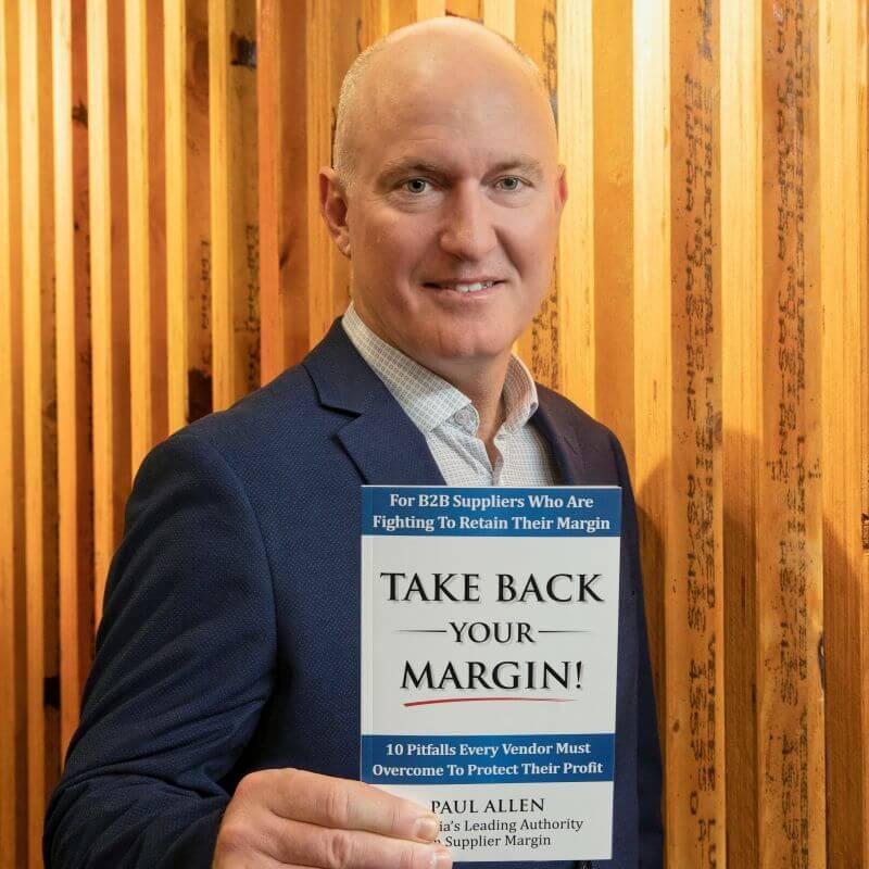 Paul Allen, author and speaker on supplier margin