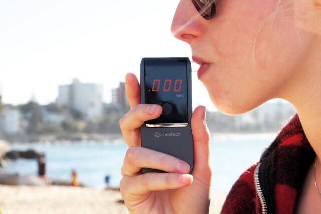 AlcoSense Verity personal breathalyser idea for Mum this mother's day