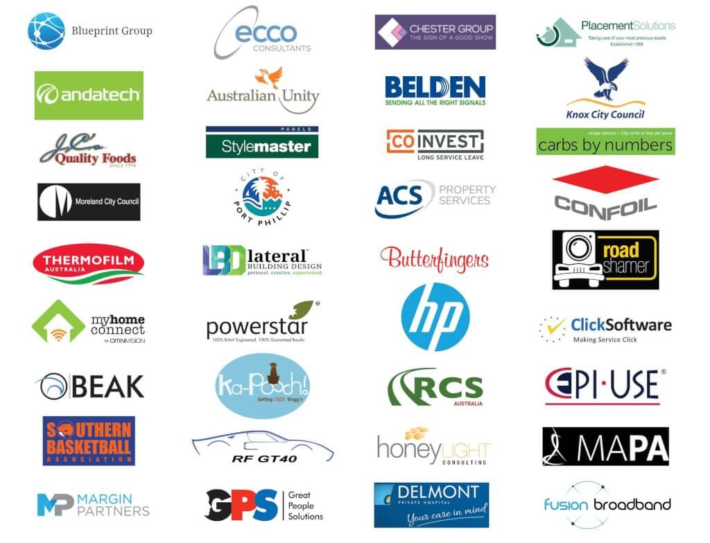 WMC Public Relations clients logos