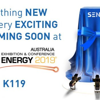 SENEC invite to new battery launch at All Energy