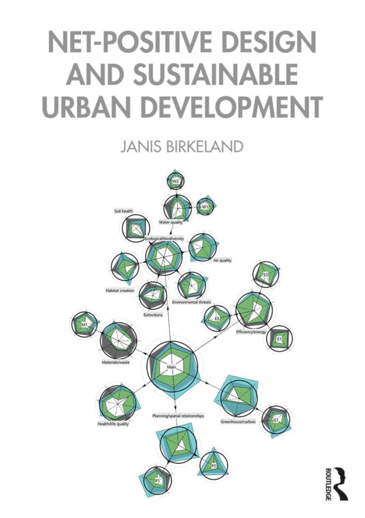 Net-Positive Design and Sustainable Urban Development