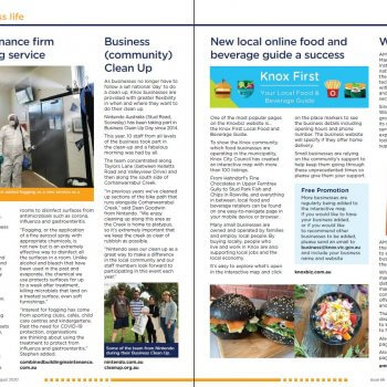 Knox Business Life magazine