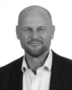 Mark James, CEO of Customology