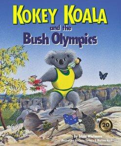 Kokey Koala book by Trixie Whitmore