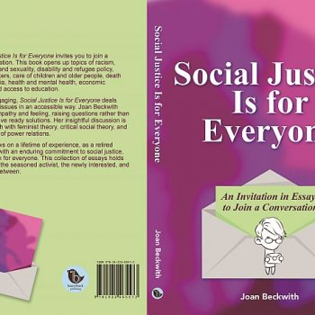 Social Justice Is For Everyone by Joan Beckwith